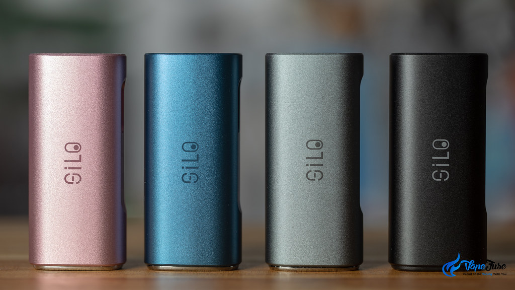 CCell Silo Battery in different colours