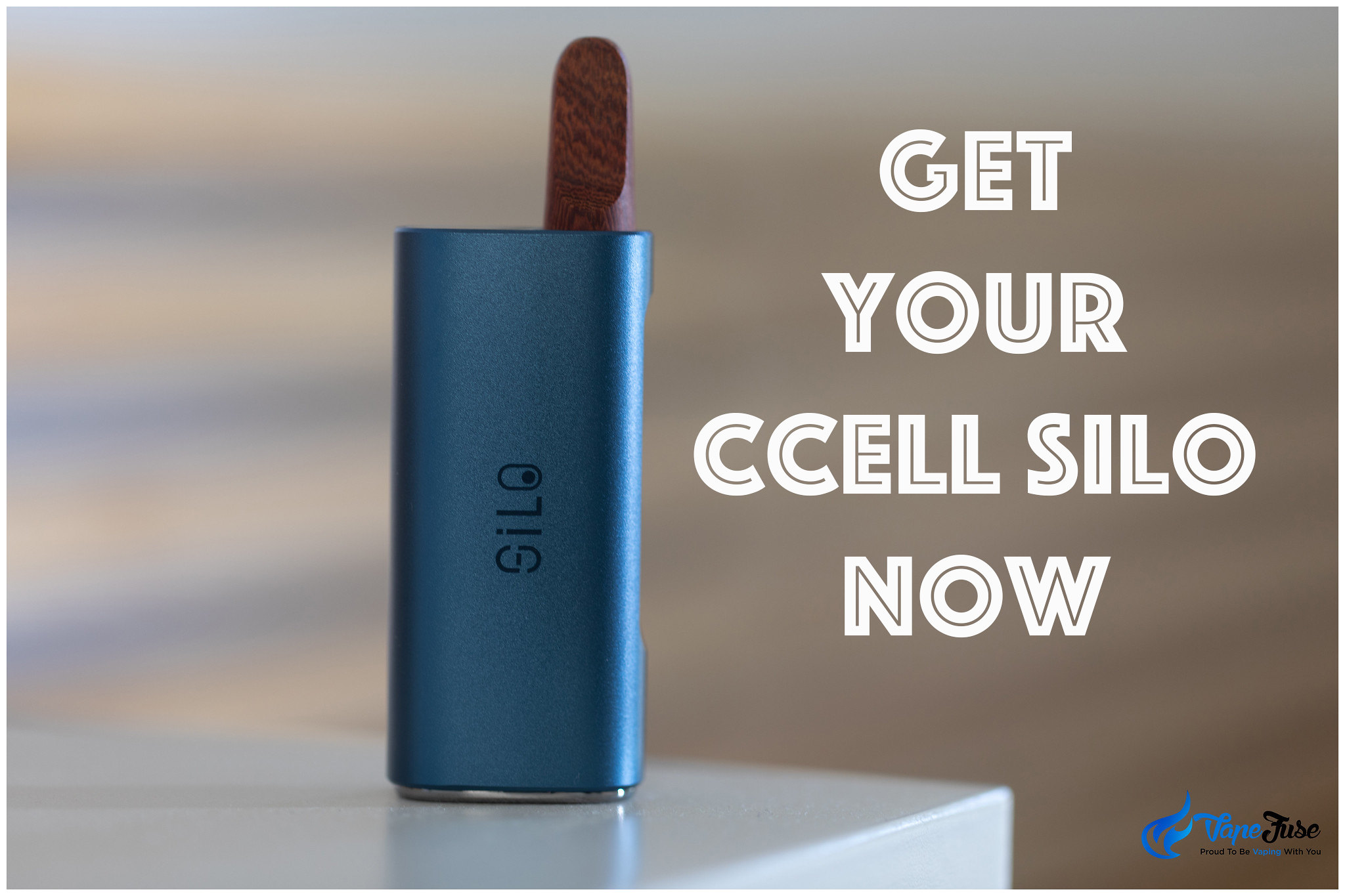 Get Your CCell Silo Now