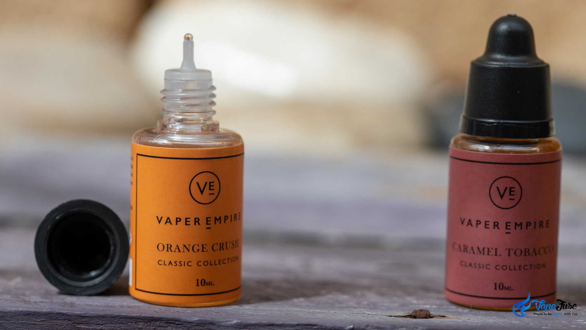 Vaper Empire Classic Collection Orange Crush e-liquid