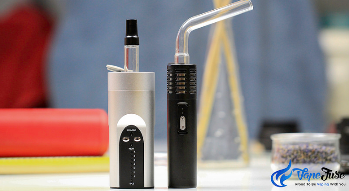 Arizer Solo and Air