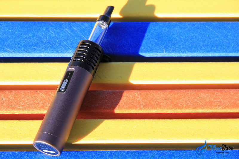 The Air portable vape by Arizer