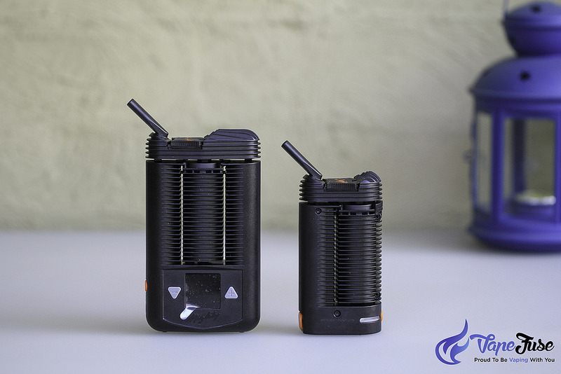 Mighty and Crafty Portable Dry Herb Vaporizers