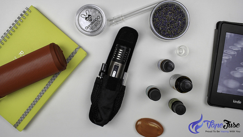Arizer Air in carry puch