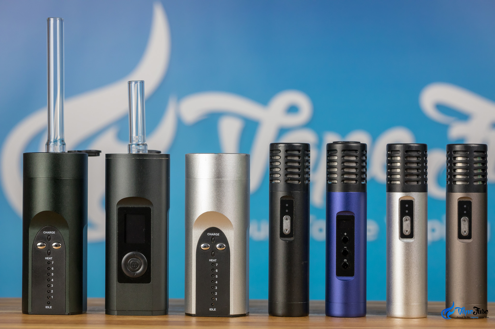 Arizer Portable Vaporizer Collection