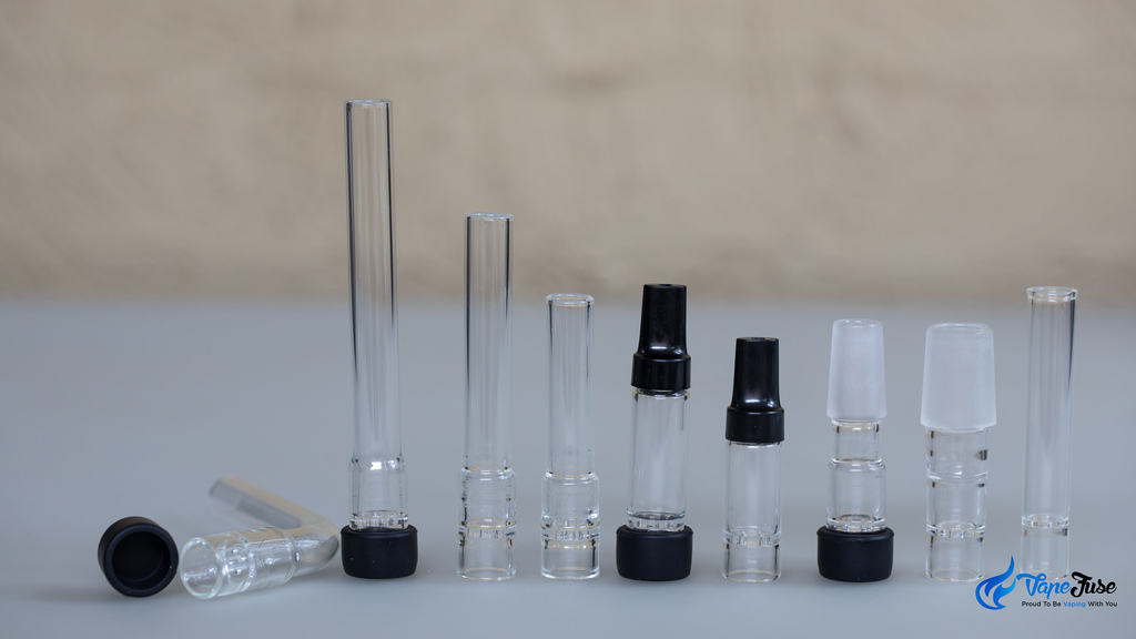 The Full Arizer Aroma Tube Range
