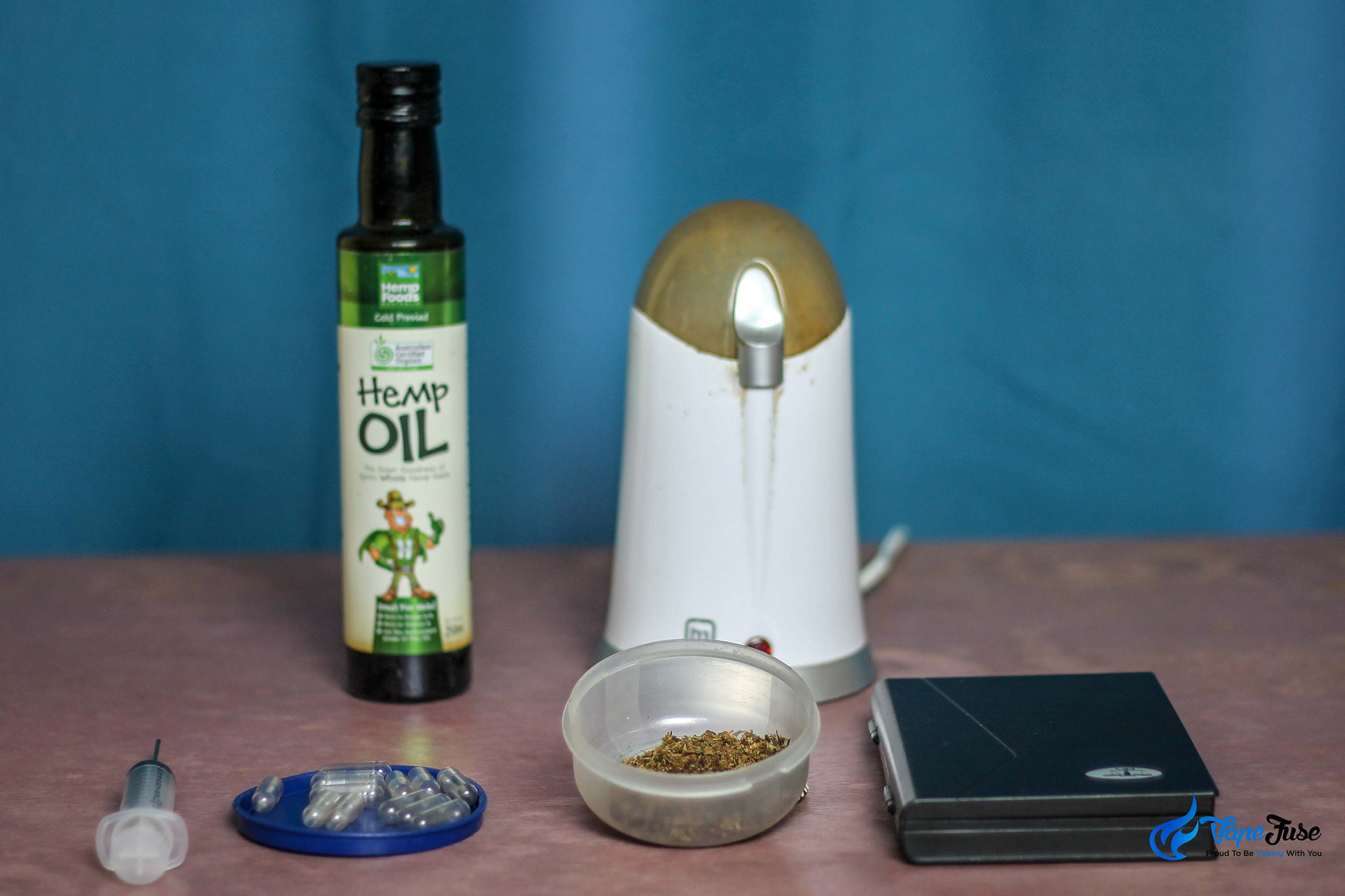 AVB Canna Caps What you need