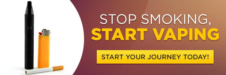 StopSmokingStartVaping Banner