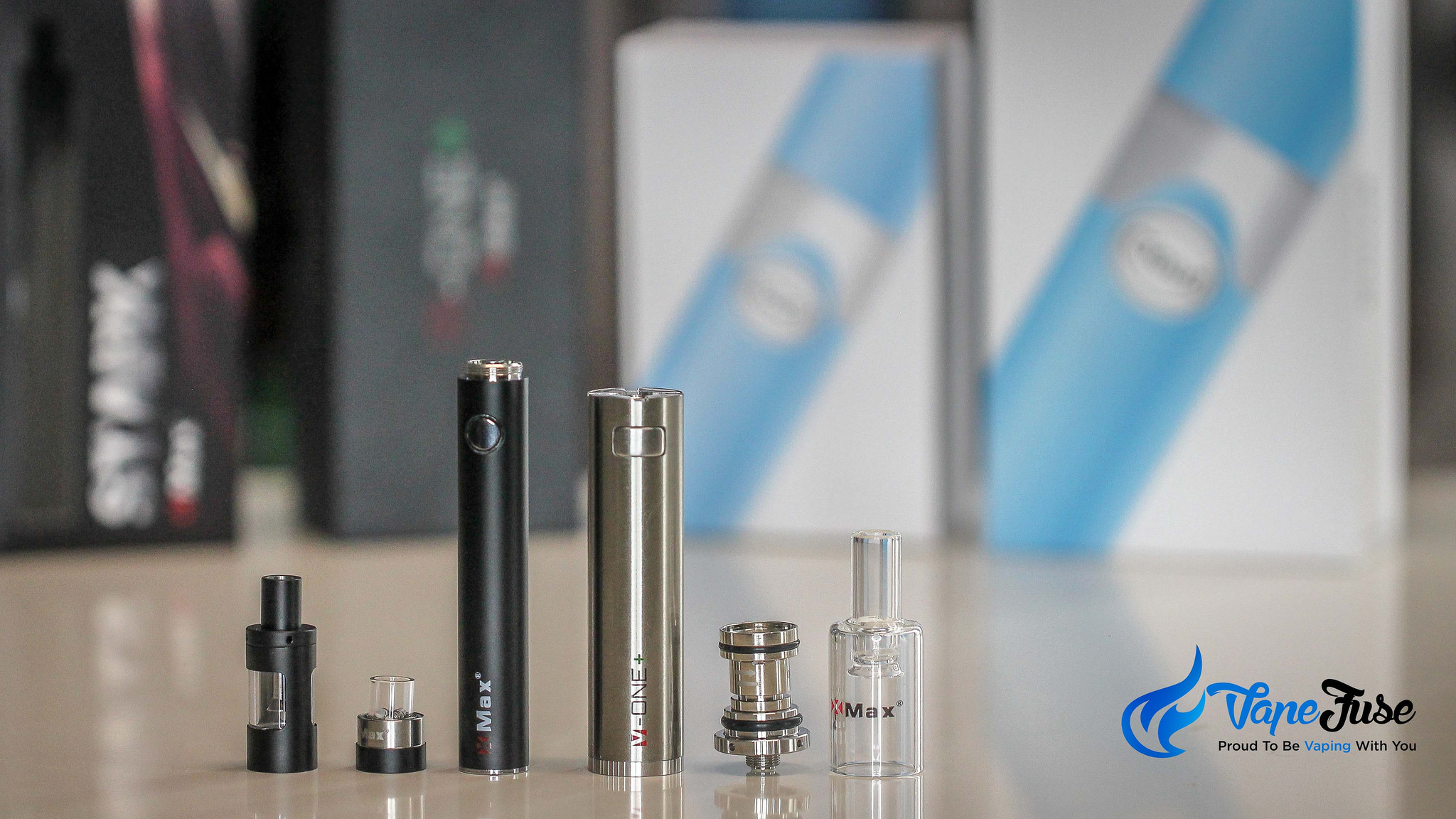 Xmax Wax Vaporizer Atomizers