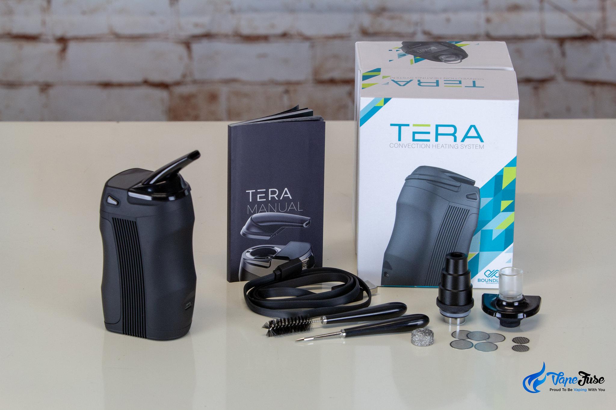 Boundless Tera Vaporizer Kit