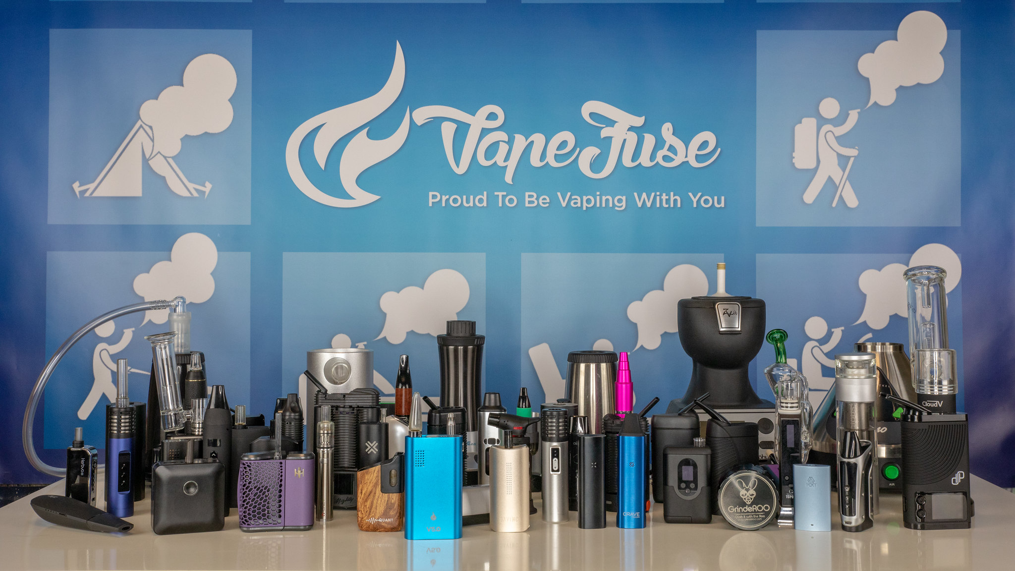 Weed Vaporizer Collection