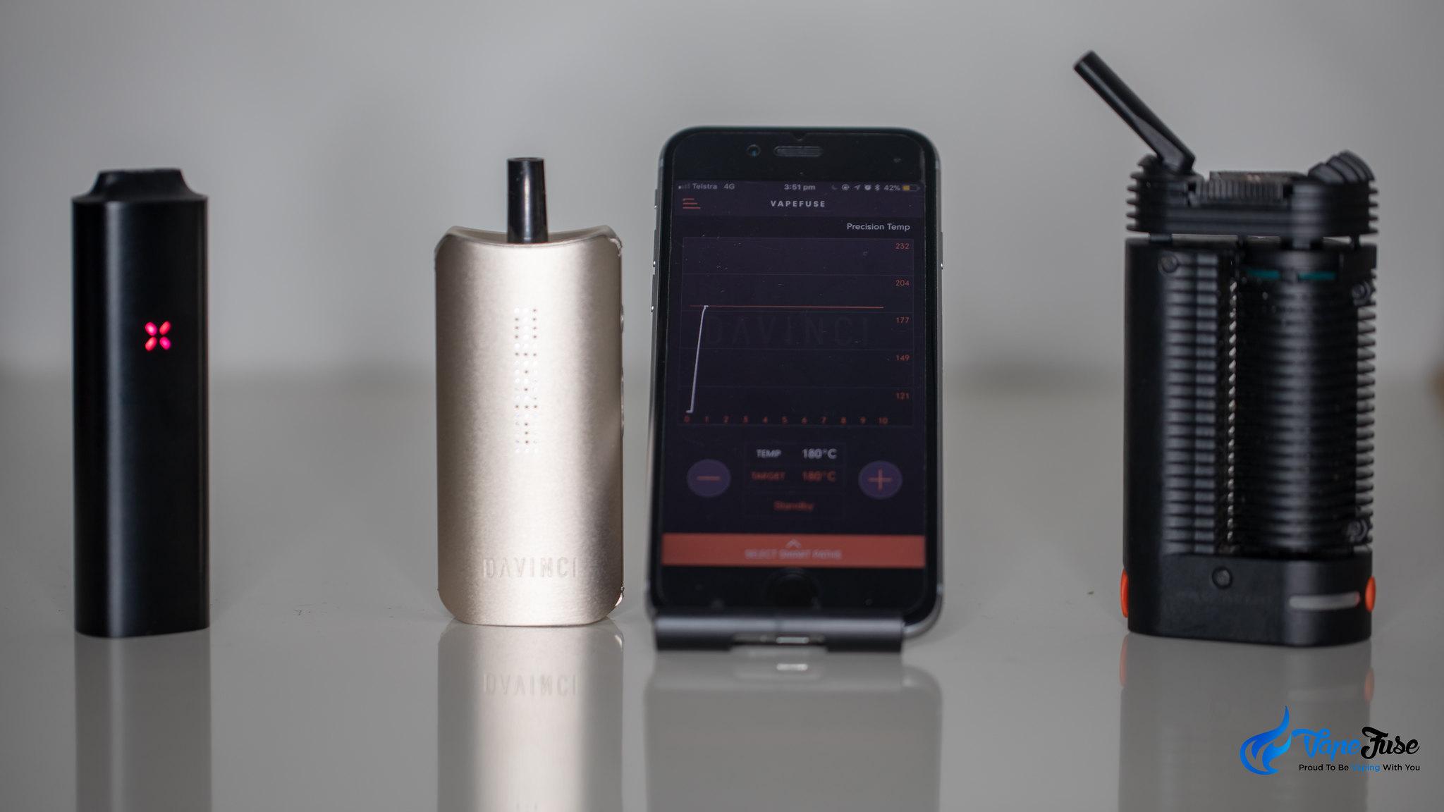 Davinci IQ Mobile App