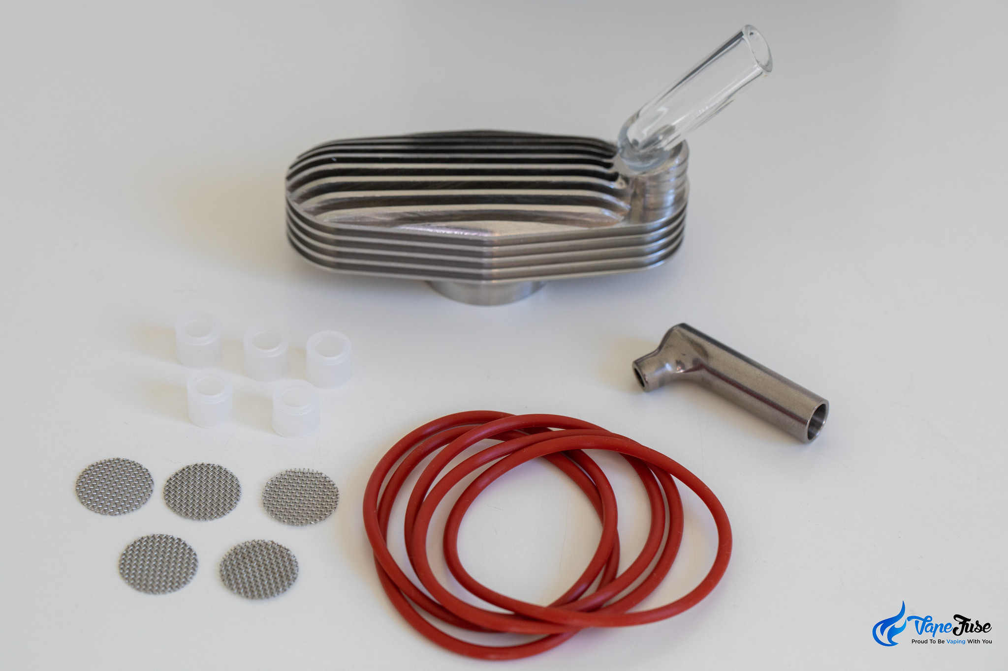 French Touch stainless steel cooling unit kit for Mighty