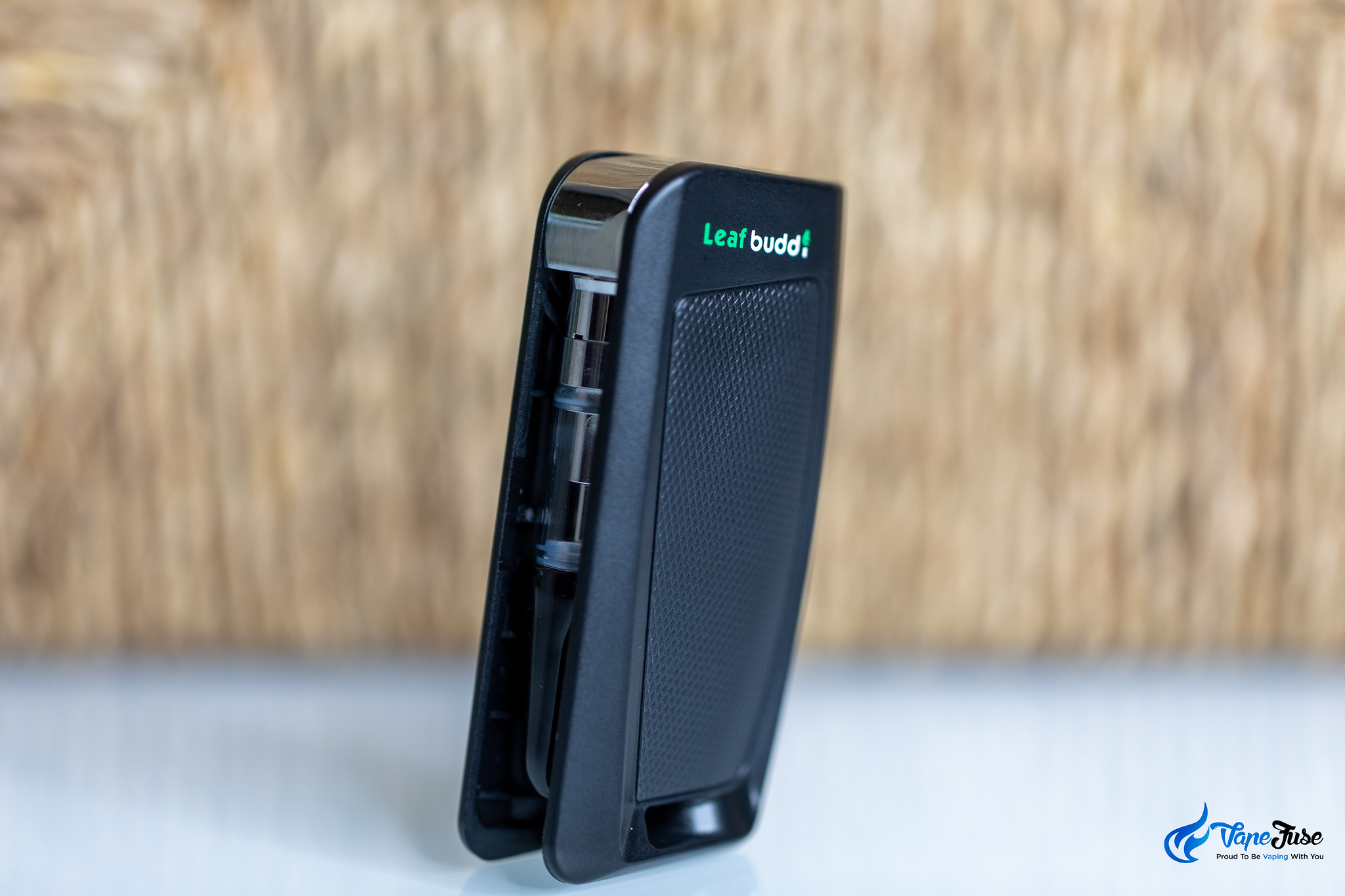 U-Key Box vaporizer folded up