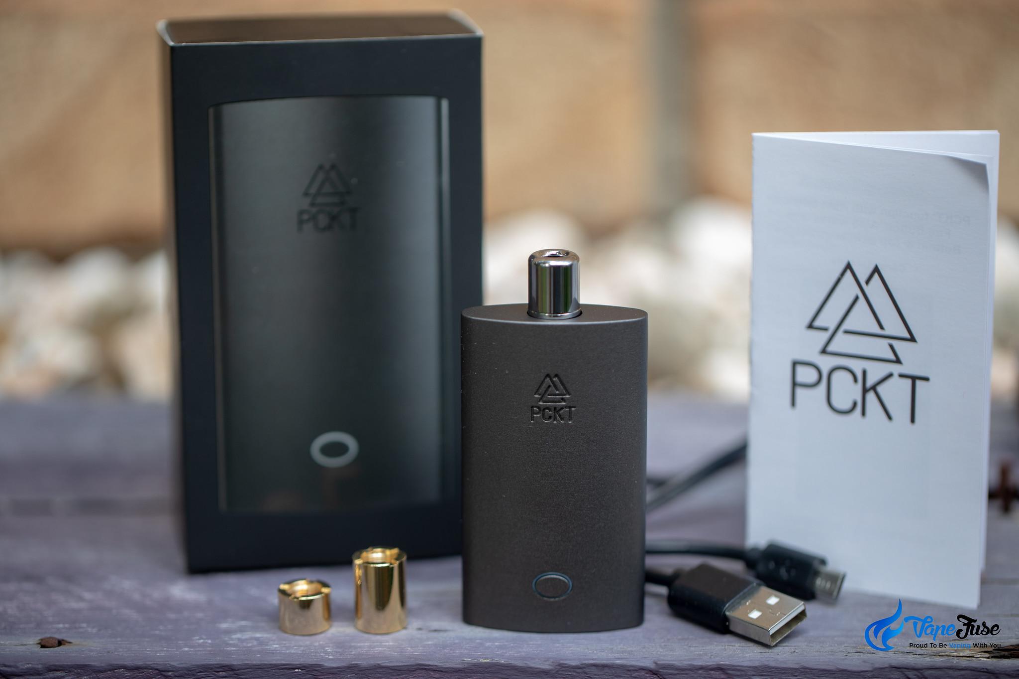 PCKT One Plus Vapor Unit kit