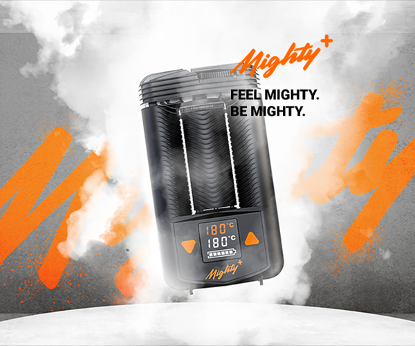 Feel Mighty. Be Mighty.