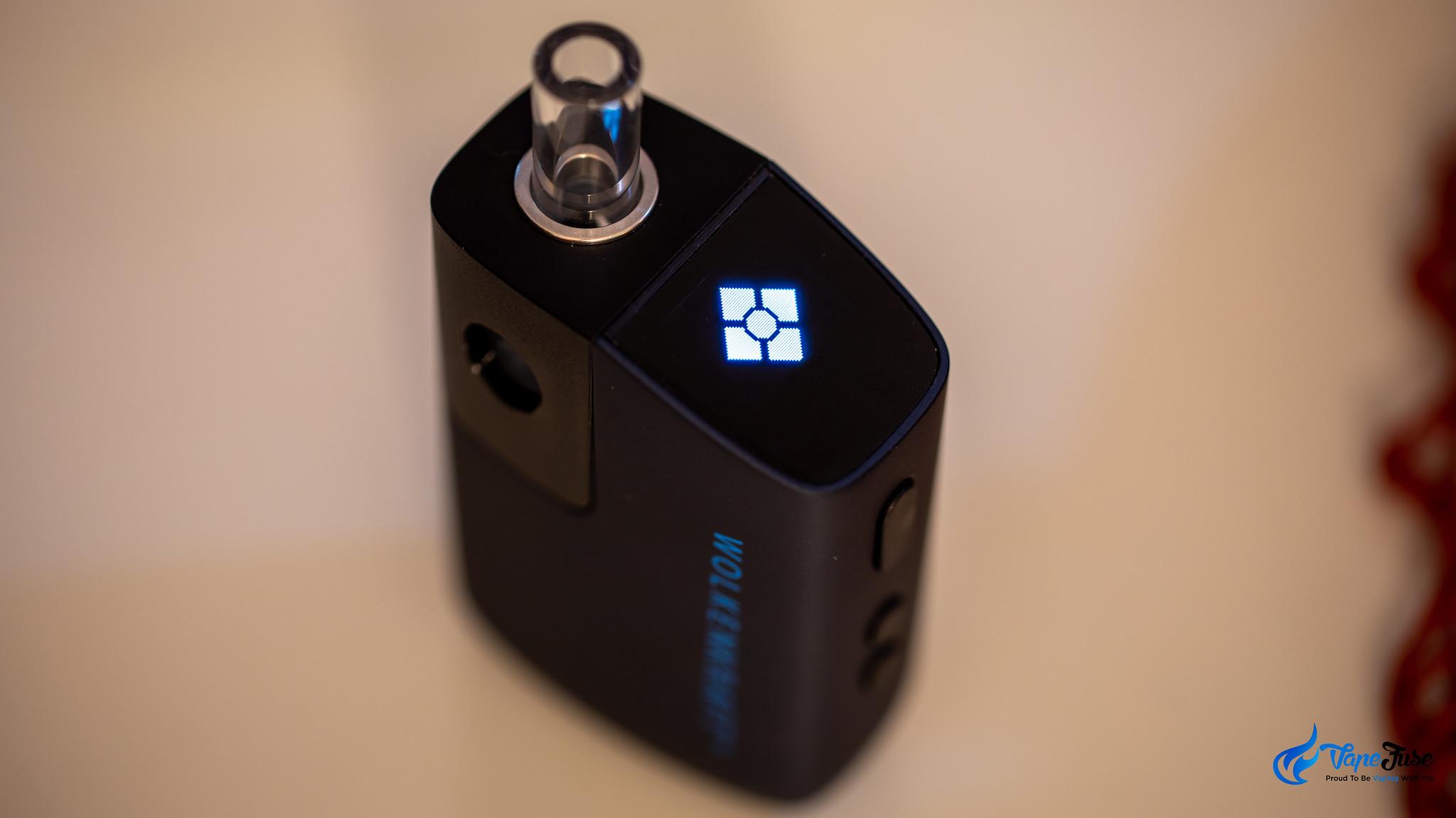 Wolkenkraft FX Mini Dry Herb Vaporizer