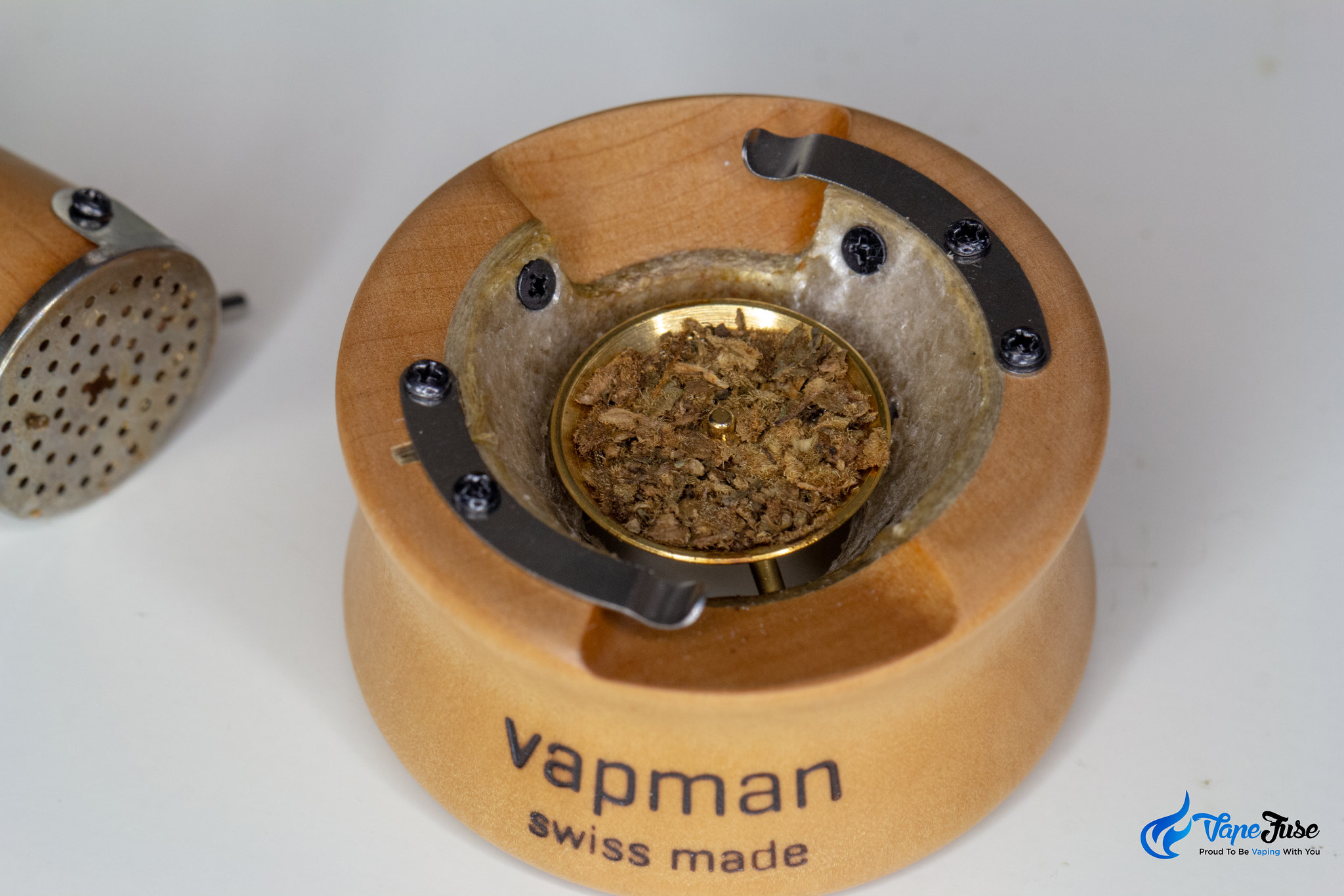 VapMan Manual Vaporizer