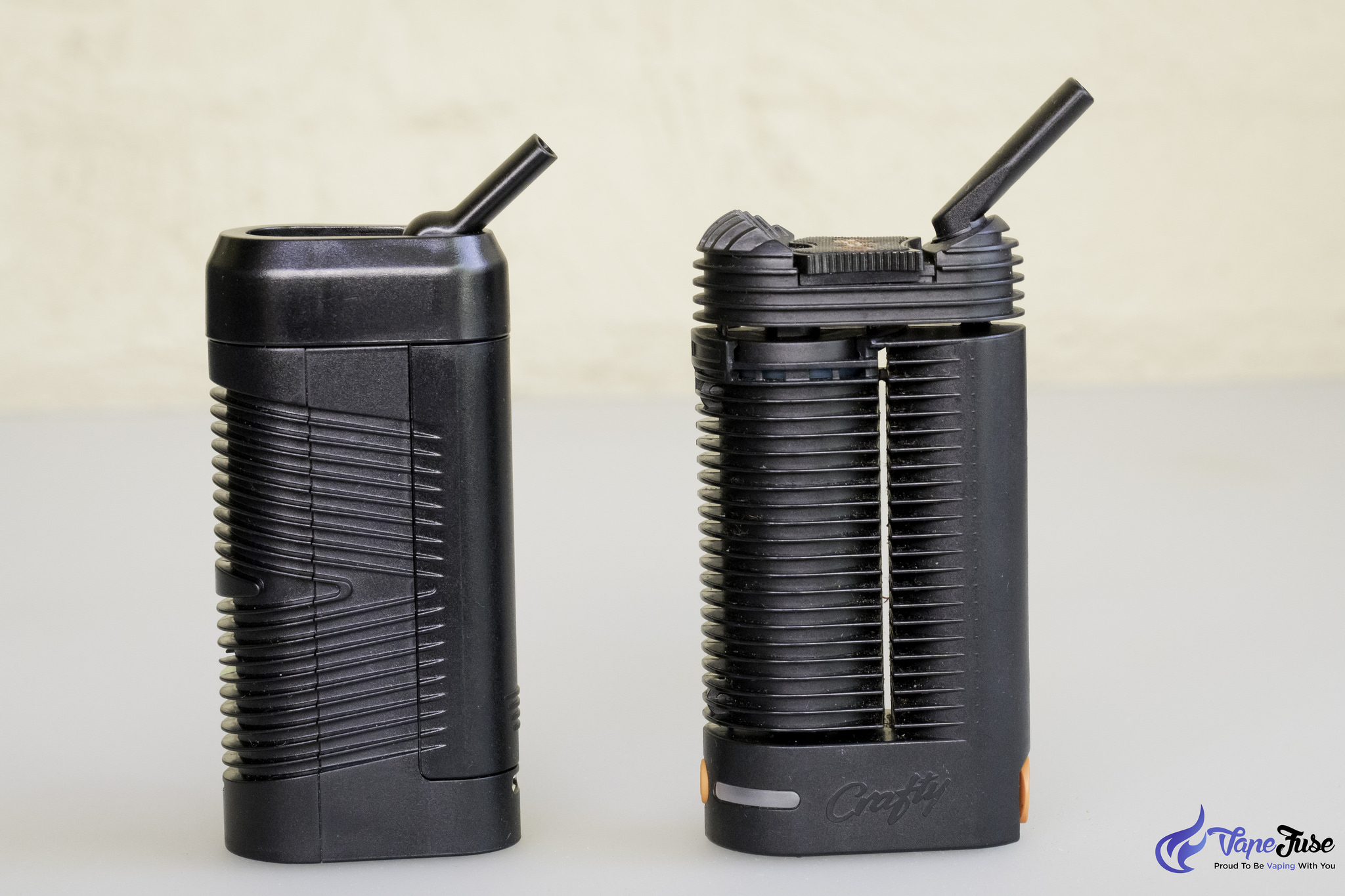 Vivant Alternate and Storz and Bickel Crafty vaporizers