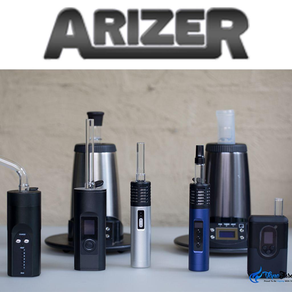 Arizer Vaporizer Products