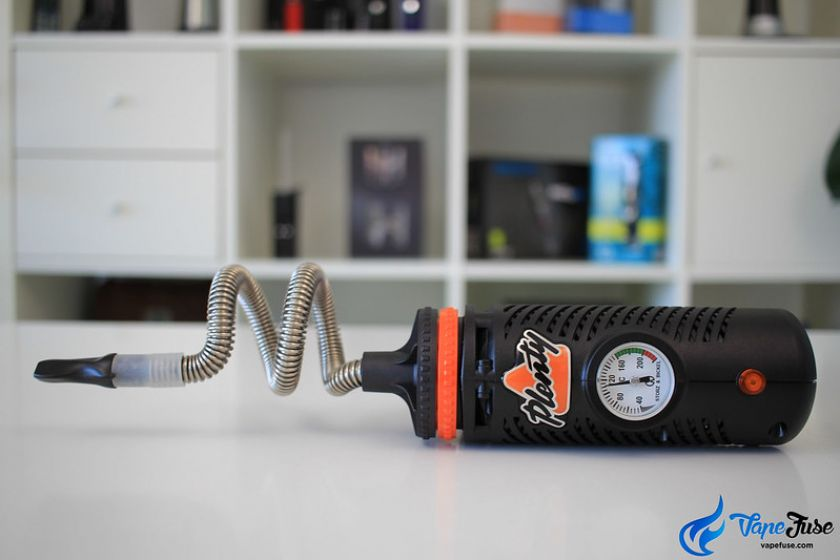 Plenty Vaporizer with Cooling Coil